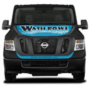 Wash Bowl Van Front